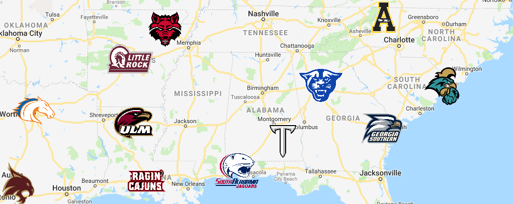 Conference Realignment - A Road trip analysis